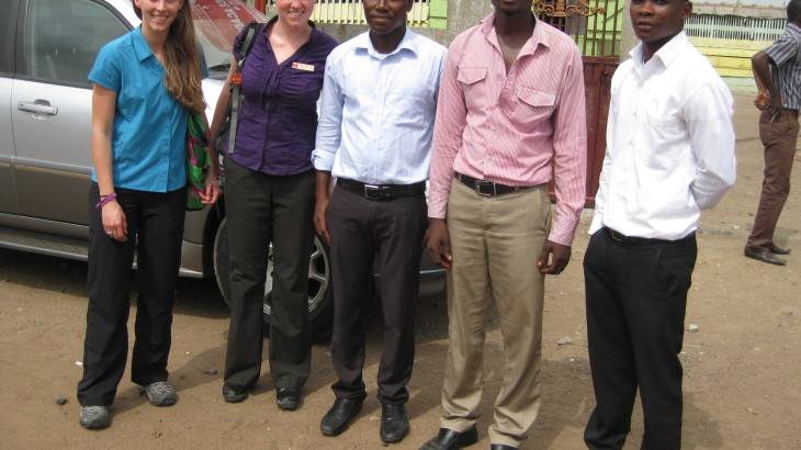 Travel to Ghana through the Lassonde Social Entrepreneurship Program.