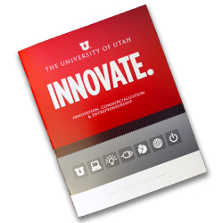 "University of Utah ""Innovate Report""."