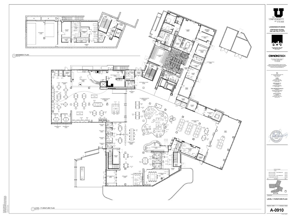 Lassonde Studios New Detailed Floor Plans Available