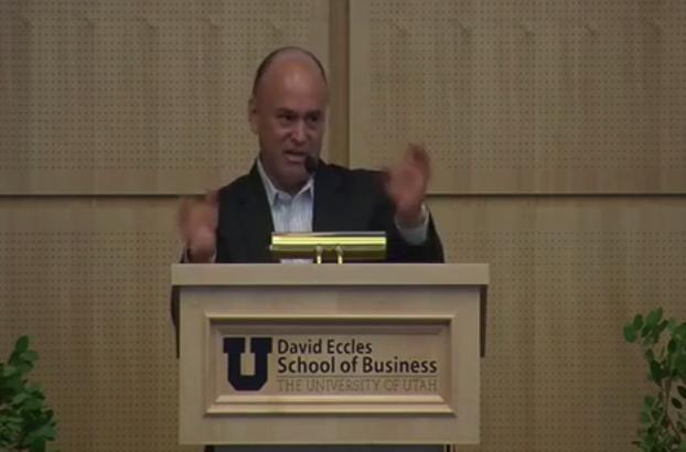 Internet of Things representative to speak at David Eccles School of Business.