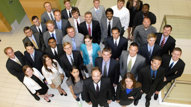 Lassonde Student Leaders help make Lassonde the top 25 entrepreneurship program in the nation.