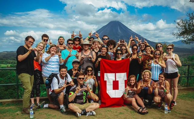Students in the U's new Entrepreneurship Study Abroad program traveled to Costa Rica during spring break.