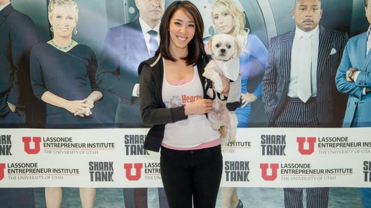 Utah teams presented startups ideas to Shark Tank on campus.