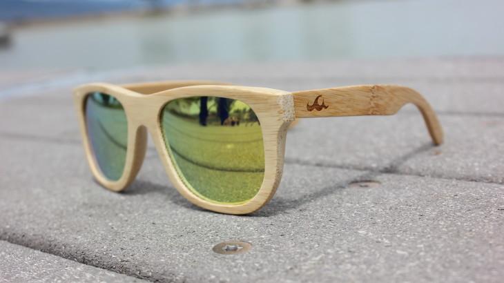 U student startup, Aurora Sunglasses.