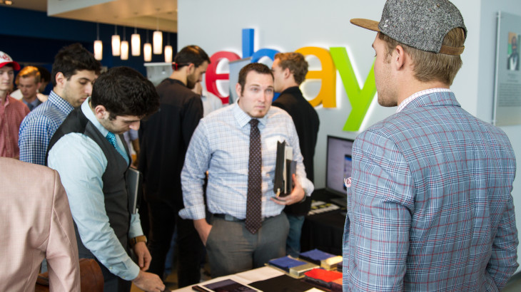 Student Entrepreneur Conference, hosted at eBay, teaches students how to formulate and execute ideas.