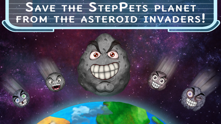 StepPets is a U student-created app to promote health in an entertaining way.