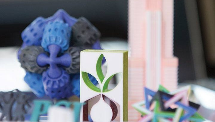 U students founded Elevated Designs a 3-D-design and printing service.