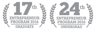 Top-Ranked Entrepreneur Program