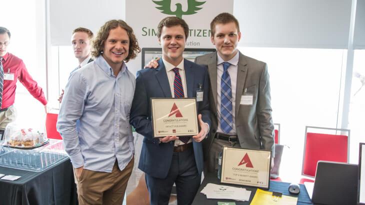 U student startup, Simple Citizen, wins Utah Entrepreneurship Challenge (UEC)