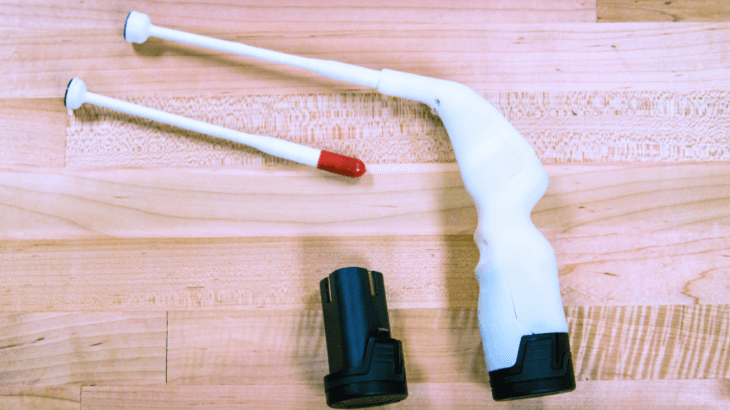 A team of U students has created a portable, hand-held treatment device to detect cervical cancer.