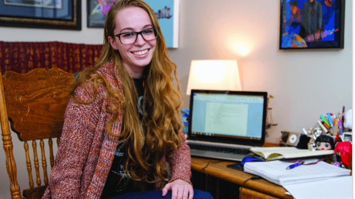 U professor creates a rigorous writing course to turn students into authors.