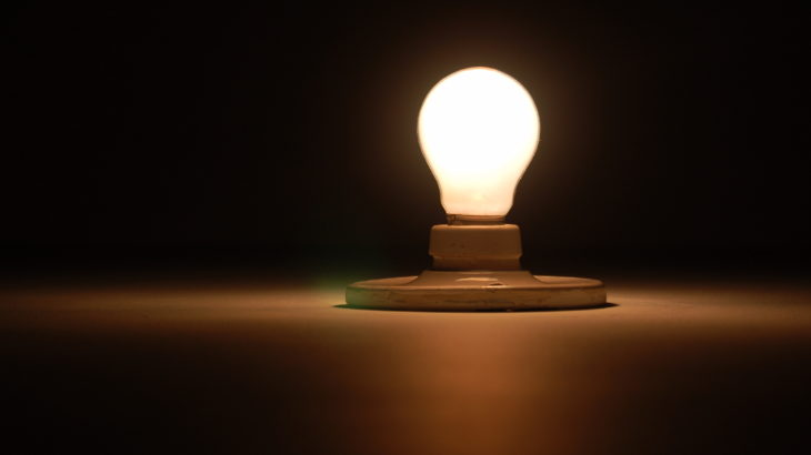 """""""I have an idea @ home"""" by Julian Santacruz via Flickr"""