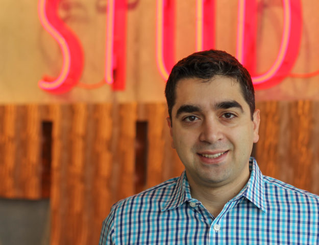 Hossein Dadkhah, cofounder of Dinner at Yours, believes that food should be an immersive and culturally relevant experience.