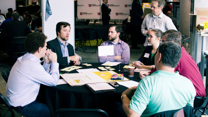 Rethink the Bank Innovation Tournament University of Utah