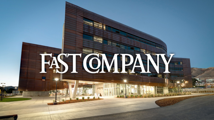 Lassonde Studios featured by Fast Company