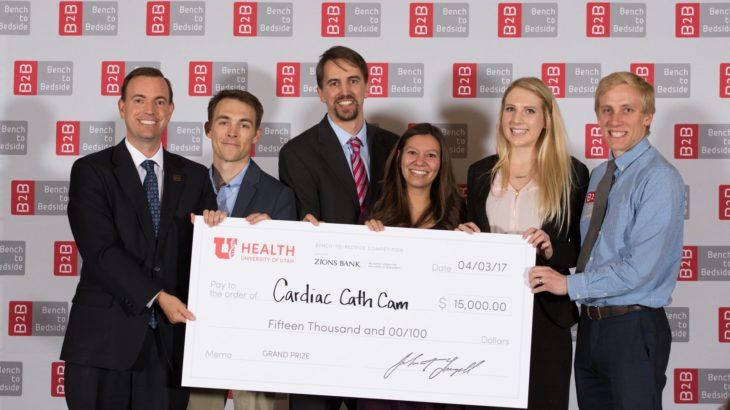 Cardiac Cath Cam, Bench-to-Bedside, University of Utah