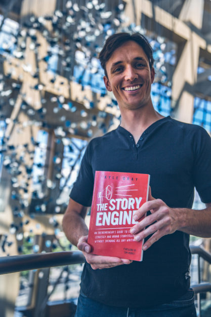 Kyle Gray, The Story Engine