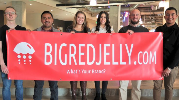 Big Red Jelly