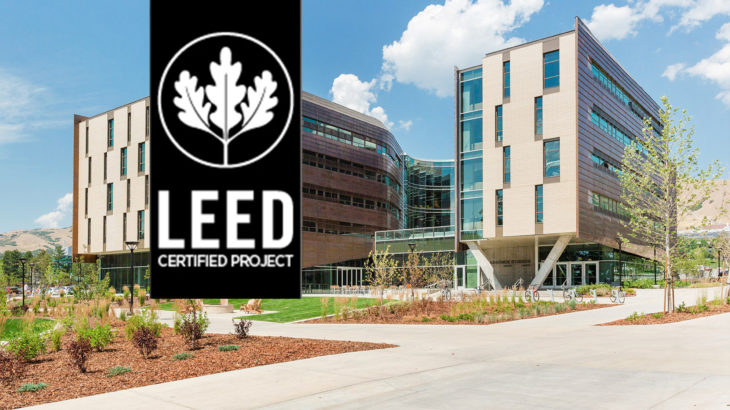 Lassonde Studios LEED Certification