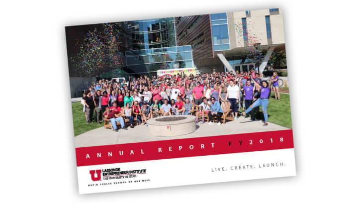 Lassonde Institute FY 2018 Annual Report