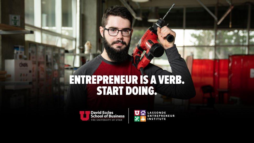 Entrepreneur is a Verb