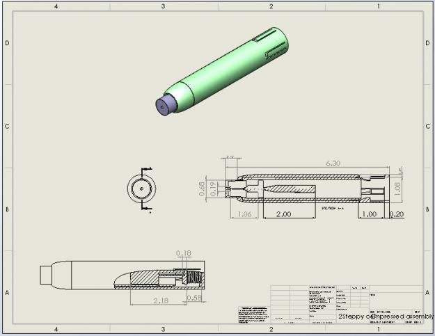 Vitapul prototype