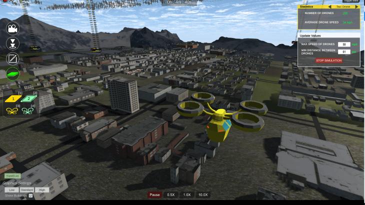Drone Commander