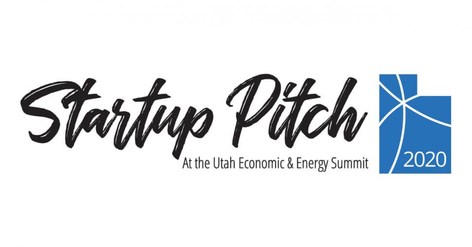 Startup Pitch at the Utah Economic & Energy Summit