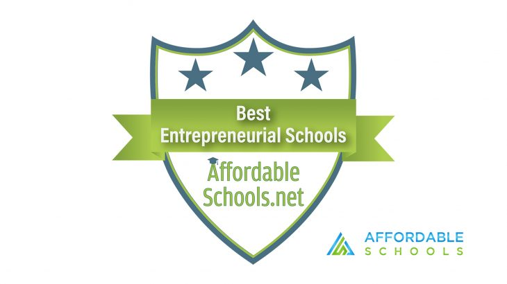 Top 10 ranked best school for entrepreneurship