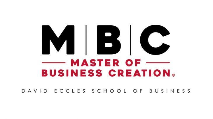 Master of Business Creation, David Eccles School of Business, University of Utah