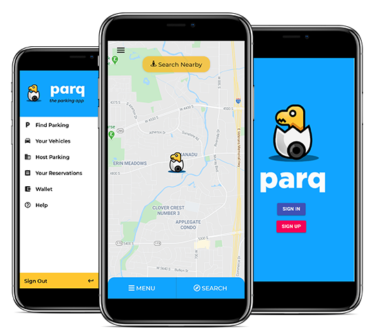 Parq app