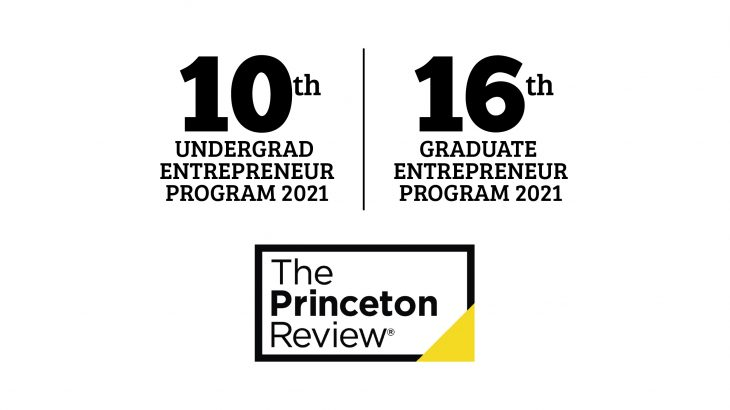 Princeton Review ranking