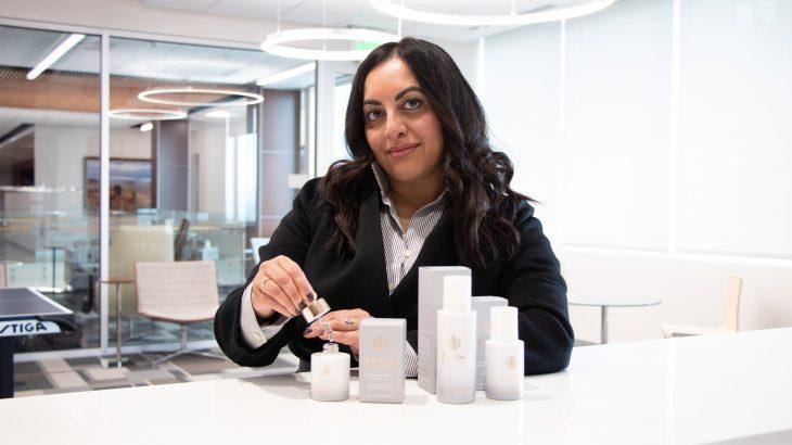 Yasmin Kahn, Khalm Skincare