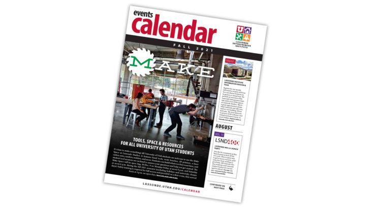 Fall 2021 Events Calendar