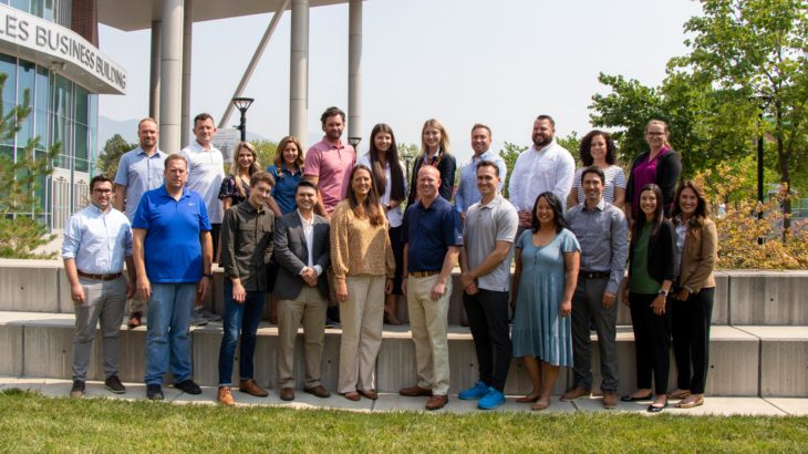 Master of Business Creation Founders 2021-22